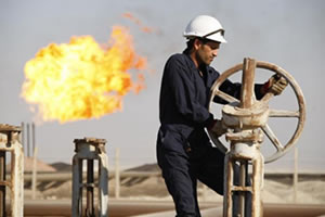 Iraq Oilfield